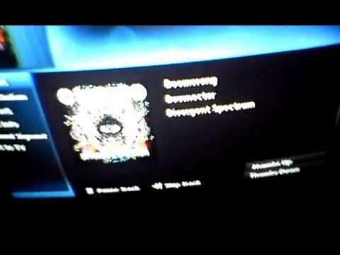 Pandora on DirecTV demo.