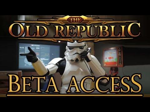 Star Wars: Old Republic - Get Beta Code Access!