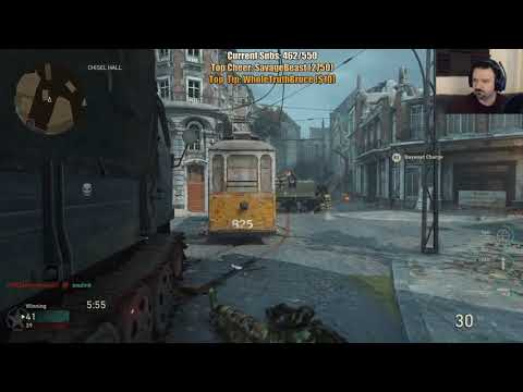 COD WW II MY BEST SESSION EVER! pt37