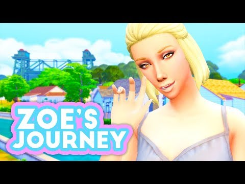 WEEKEND FAMILY TIME👪 // THE SIMS 4 | ZOE'S JOURNEY #9