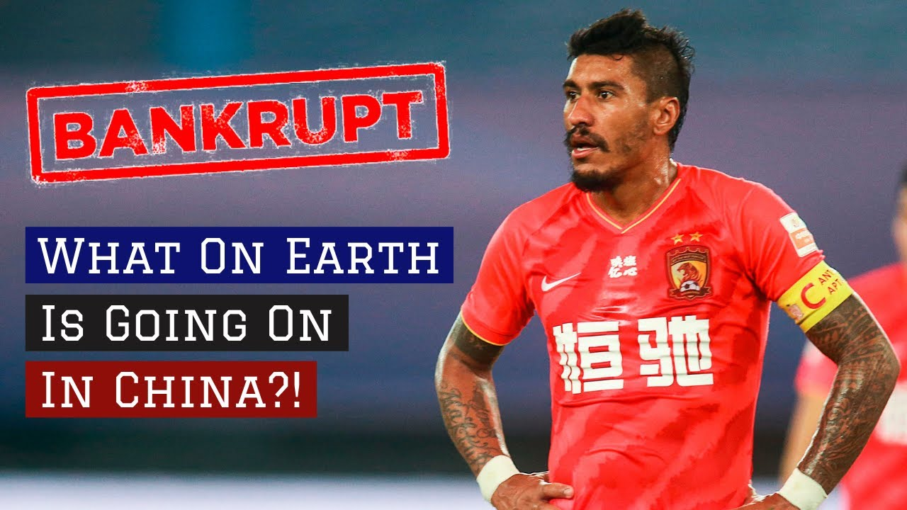 What On Earth Is Going On In The Chinese Super League?