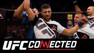 UFC Connected: Stefan Struve, Shogun Rua, Sodiq Yusuff, Suman Mokhtarian, Daniel and David Teymur