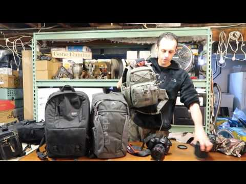 Photo expedition bags review... which should you pick?