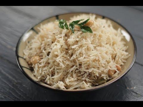 Ghee Rice | Sanjeev Kapoor Khazana