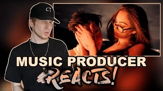 Music Producer Reacts to RiceGum - My Ex