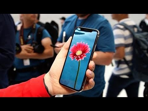 iPhone X & iPhone 8: First Look Video