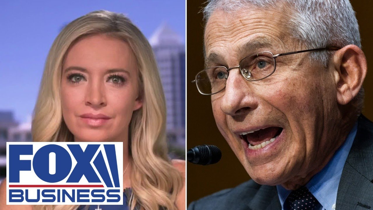 Kayleigh McEnany: This is a lose-lose for Dr. Fauci