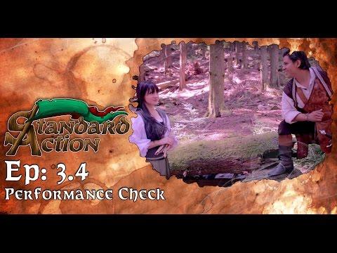 Standard Action Season 3 - Episode 3.4: Performance Check