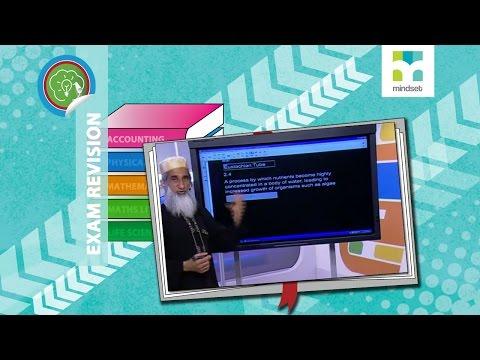 Grade 12 Life Science Paper 1 Questions (Live)