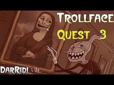 trollface quest 2 жестковатый троллинг