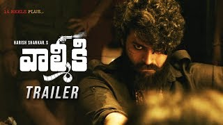 Varun Tej's Valmiki Trailer | Varun Tej | Harish Shankar | Mickey J Meyer | 14 Reels Plus