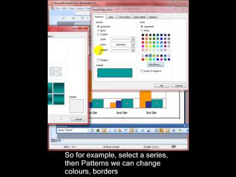 AM 6.4.1 Advanced Chart techniques PowerPoint 2003