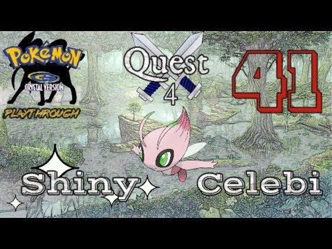Pokémon Crystal Playthrough - Hunt for the Pink Onion! #41