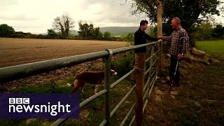 Political divisions in Northern Ireland - BBC Newsnight