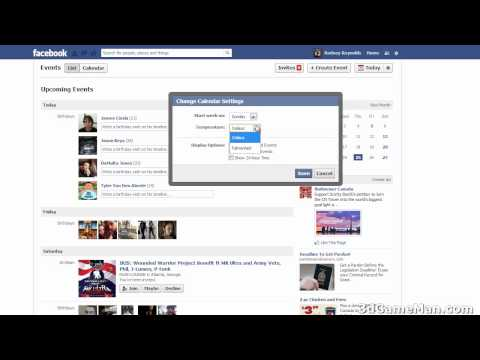 #518 - Q&A: Change Temperature in Facebook Events?