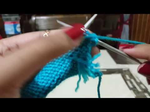 Basics-knit and purl urdu/english