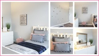 1 Day Room Transformationsurprise Kid Room Makeover  Reactiondecorate With Me