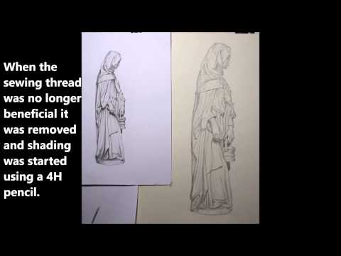 Pencil Drawings - How To Drawing Easier