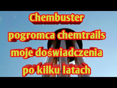 Smugi chemiczne i walka z nimi Moje doświadczenie po 6 latach