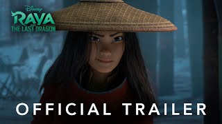 Raya and The Last Dragon | New Trailer | Official Disney