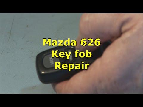 Mazda 626 Key FOB Repair