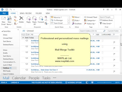 How to do mail merge in Word in the most effective way