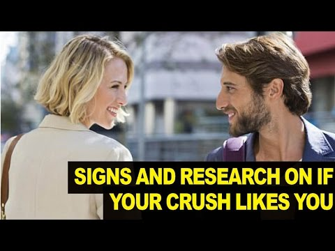 Signs Your Crush REALLY Likes You?