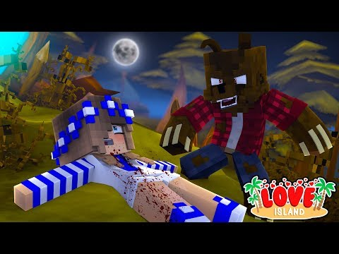 BITTEN BY A WEREWOLF! w/Little Carly and Little Kelly (Minecraft Roleplay).