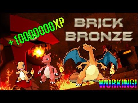 ROBLOX | POKEMON BRICK BRONZE (INFINITE EXP GLITCH) (SAVEABLE) (2016)