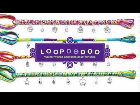 Loopdedoo - Easy Add Bracelet Charms