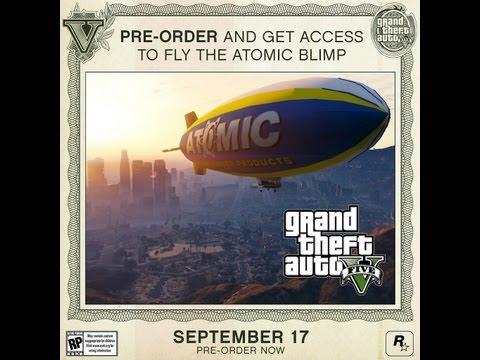 Мой полет на дирижабле Atomic Blimp