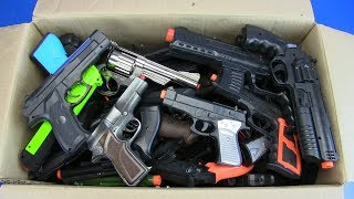 Download Gun toys - Box of Toys ! Military&Police Guns Toy - for kids Video