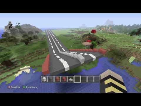 Minecraft building a city part 3: GOLDEN GATE BRIDGE