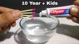 Easy Science Experiments to do at Home for Kids