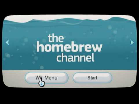 [WiiHACKS] 1.01 Hacking the Nintendo Wii For Dummies - Installing the Homebrew Channel 2018