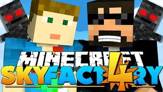 Minecraft: SkyFactory 4 - EVEN MORE AUTOMATION?! [28]