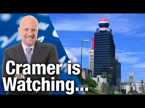Jim Cramer Says Buy PepsiCo Ahead Of Latest Earnings Report