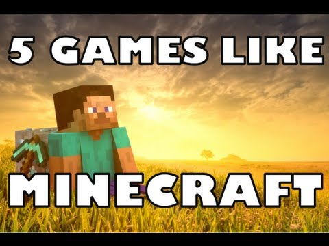 Games Like Minecraft - Best Sandbox and Building Games