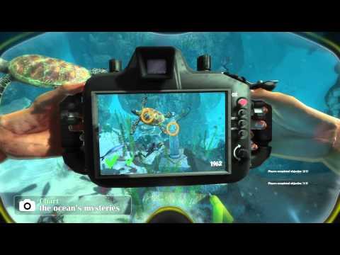 World of Diving (pre-alpha) multiplayer Trailer