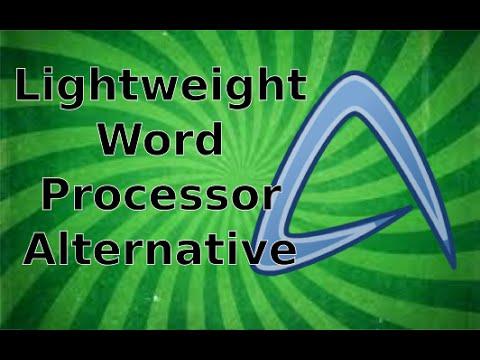 Lightweight Word Processor Alternative for Linux Mint 17 (and Ubuntu!)