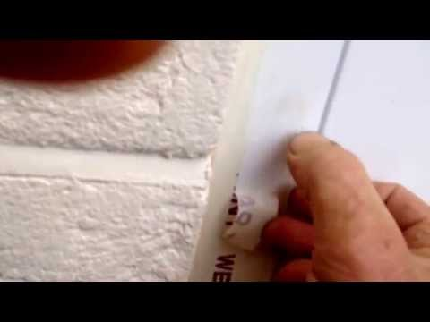 Quick tip for getting dry masking tape off