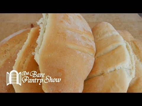 How to Make Bolillos | Mexican Sandwich Bread | Tortas