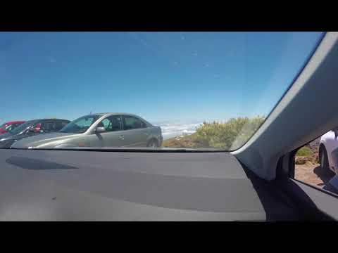 Timelapse drive around La Palma Island with music