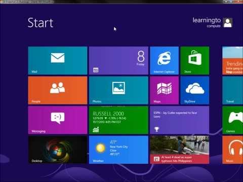 Windows 8 / 8.1: Disable The Logon Screen