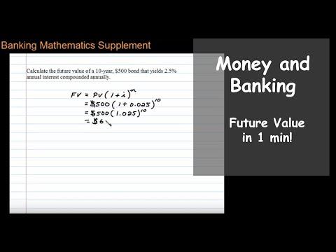 Calculate Future Value
