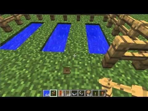 Minecraft Tutorial - How to Grow Sugar Cane
