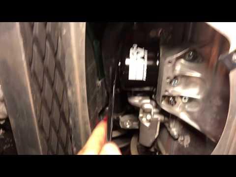 k&n oil filter w/welded on nut for easy install-Sidewinder