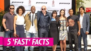 5 Things You Didn't Know About 'The Fast and the Furious' Franchise