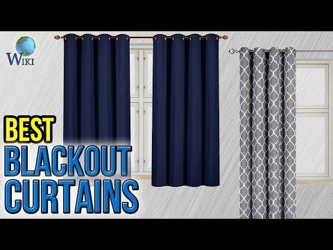 10 Best Blackout Curtains 2017