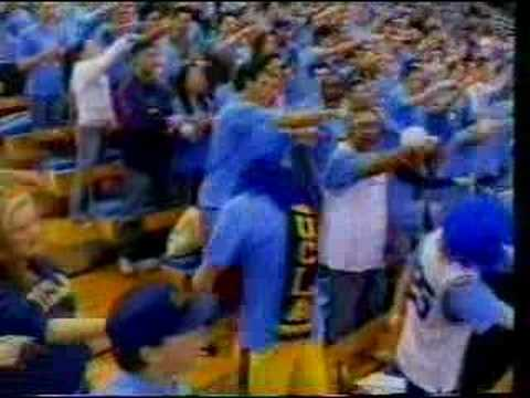 UCLA Basketball Ritual Chant